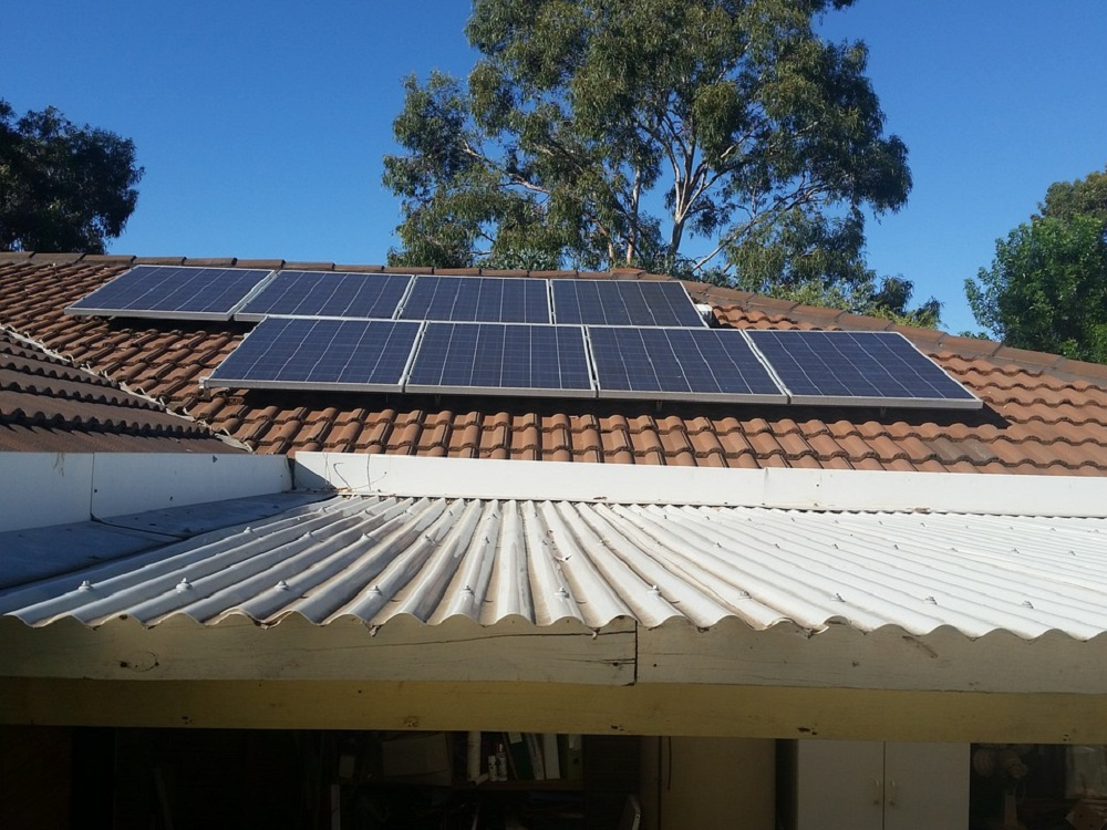 Home Solar Panel System