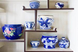fragile porcelain bowls