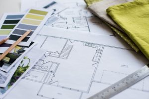 Home architectural plan