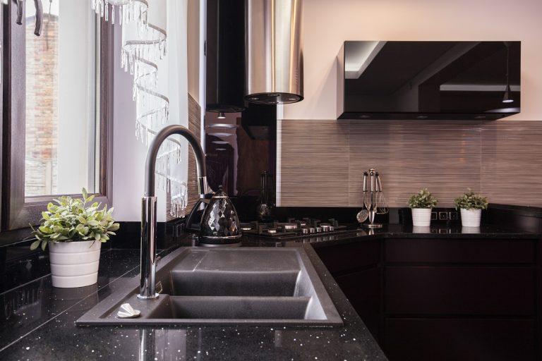 Kitchen countertop