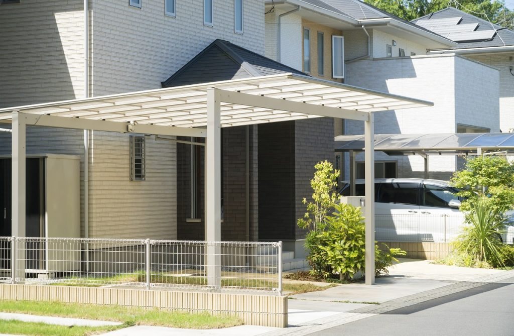 Basic Types Of Carport Designs Boots On The Roof