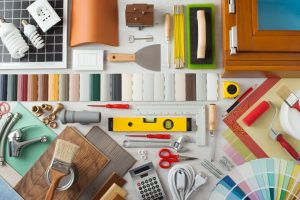 house remodeling materials