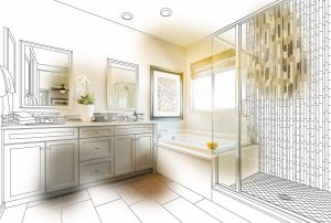 Bathroom remodeling plan