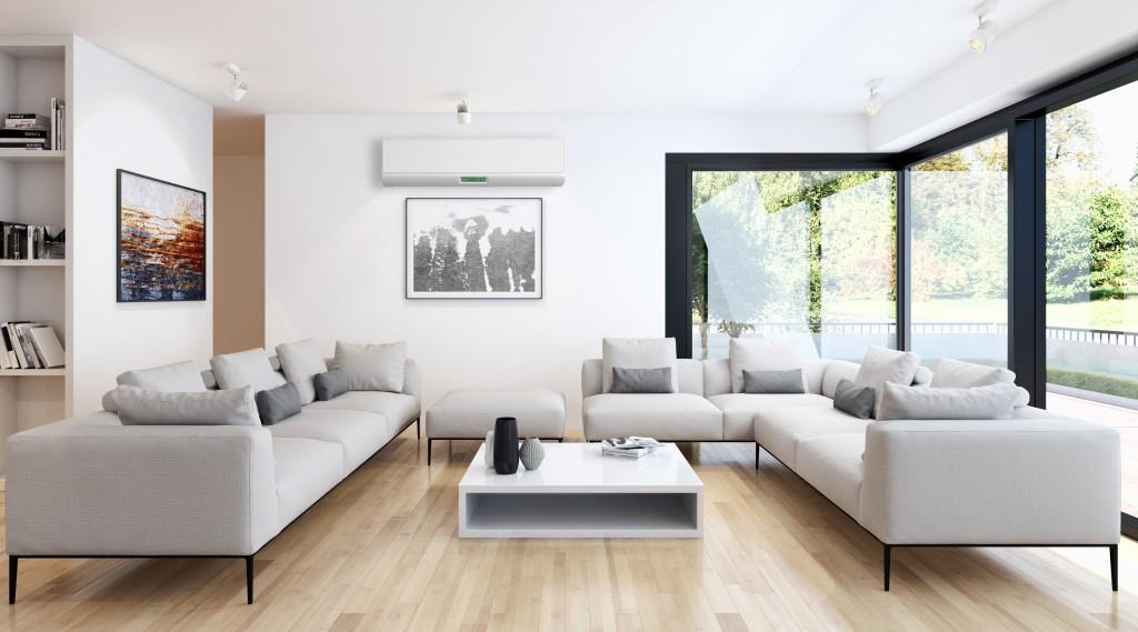 decent living room