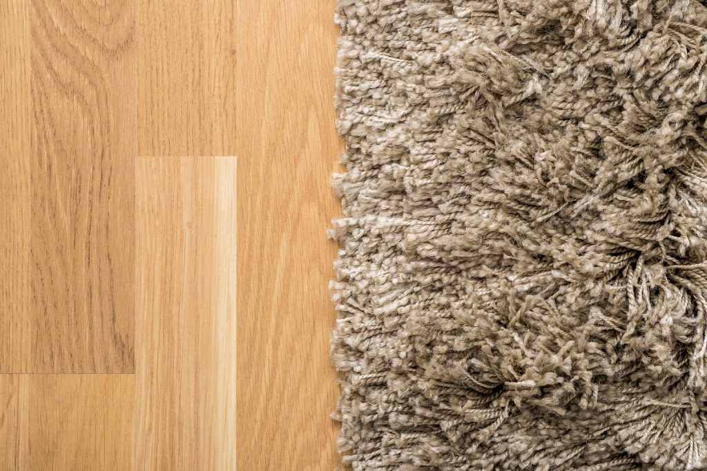 floor and carpet
