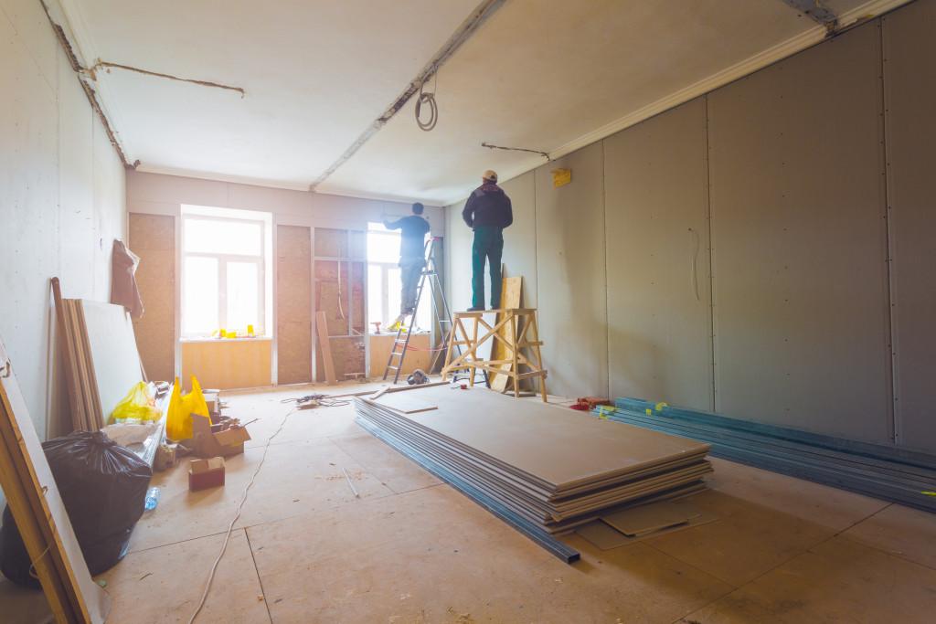home improvement concept