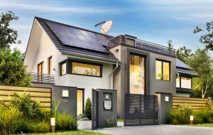 passive home concept